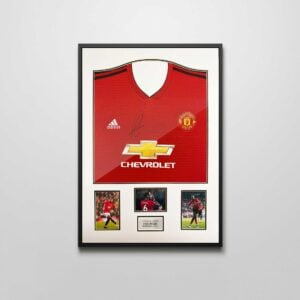 pogba signed shirt 2019